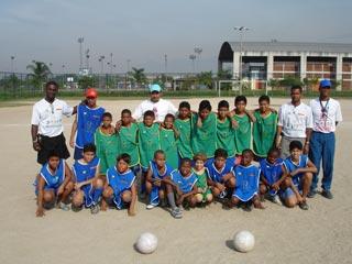 Campo Futebol Fundo