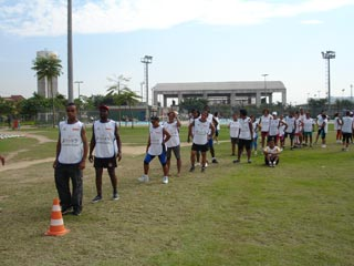 Campo Futebol Sede Fundo