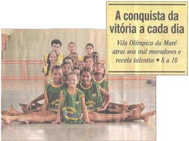 Globo Maio de 2002