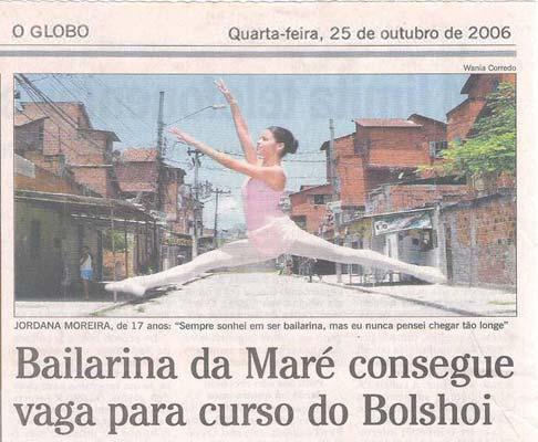 O Globo Outubro de 2006