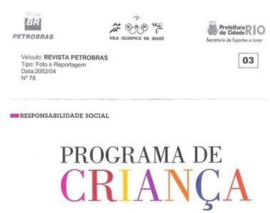 Petrobras Abril de 2002